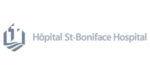 Hopital St-Boniface Hospital logo
