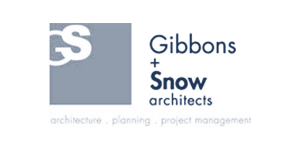 gibbons + snow architects logo
